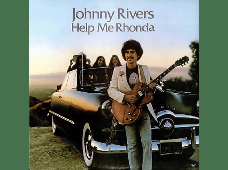 Johnny Rivers - Help Me Rhonda [CD]