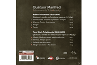 Manfred Quatuor - STREICHQUARTETTE [CD]