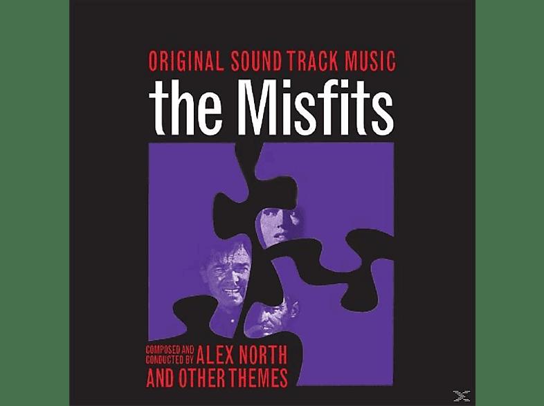 VARIOUS - MISFITS [CD]