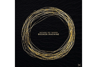 Nothing But Thieves - Broken Machine - (CD)