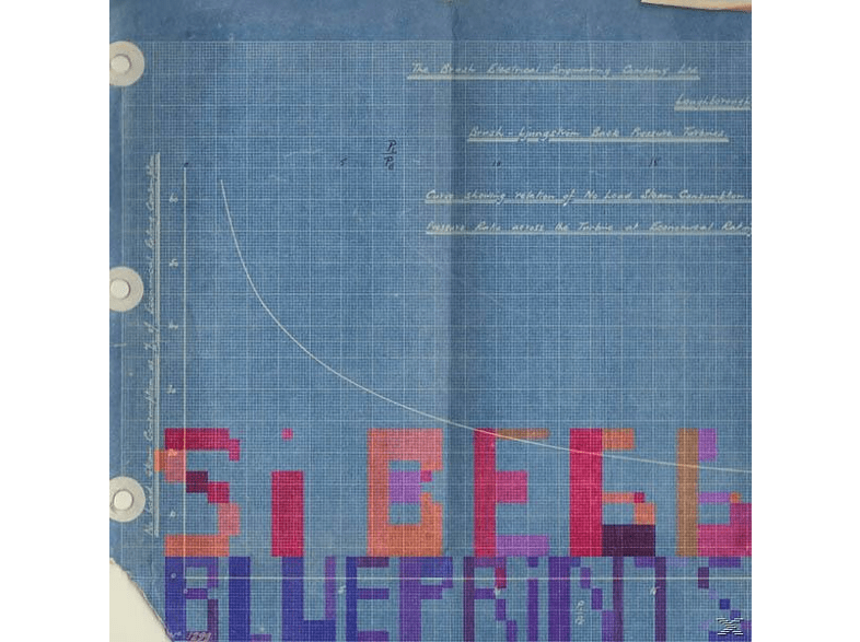 Si Begg - BLUEPRINTS (+MP3) [LP + Download]