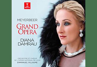 Diana Damrau - Grand Opera  - (CD)