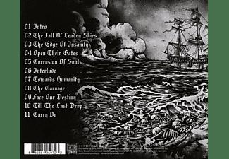 Deserted Fear - Dead Shores Rising  - (CD)