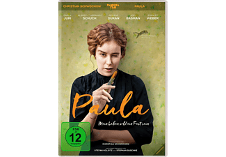 Paula DVD