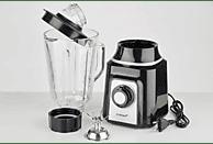 KORONA 24030 Standmixer Schwarz/Silber  (500 Watt, 1.5 l)