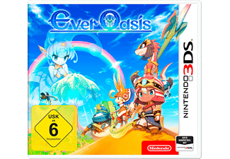 Ever Oasis - [Nintendo 3DS]