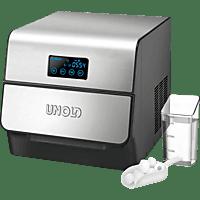 UNOLD 48955 Edel Eismaschine (150 Watt, Edelstahl/Schwarz)