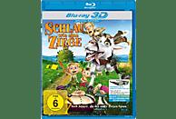 Schlau Wie Eine Ziege [3D Blu-ray]