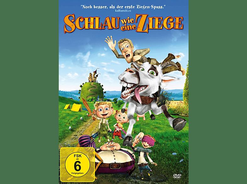 Schlau Wie Eine Ziege [DVD]