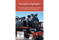 Dampflok Highlights Der Molli Schmalspurbahn [DVD]