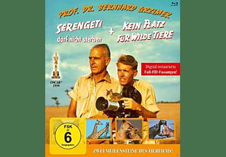 Serengeti Darf Nicht Sterben/Kein Platz... Blu-ray