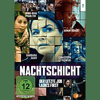 Nachtschicht-7: Der letzte Job/Ladies first [DVD]
