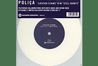 Poliça - LIPSTICK STAINS (7INCH) (RSD2017) [Vinyl]