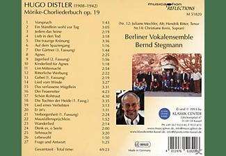 Mörike-Chorliederbuch op.19