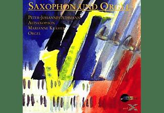 Saxophon Und Orgel