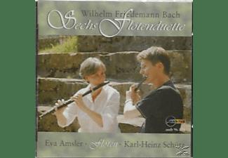 Sechs Flötenduette