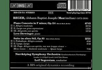 Norrk - Klavierkonzert f-moll  - (CD)
