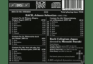 Suzuki Masaaki - Sämtliche Kantaten Vol.3  - (CD)