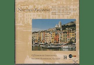 Paganini Terzetto+Quartetto