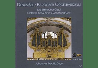 Denkmäler Barocker Orgelbaukunst