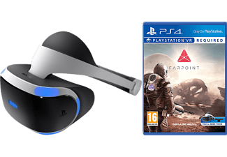 SONY PlayStation VR inkl. VR Farpoint