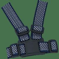 H+H BS 864 Sicherheitsgurtzeug Schwarz
