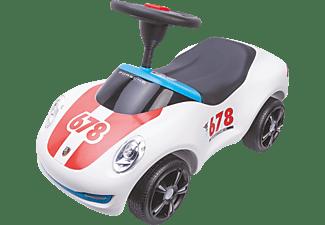BIG Baby Porsche premium weiß Bobby Car Weiß