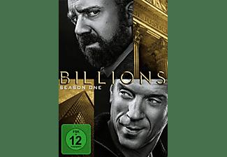 Billions - Staffel 1 [DVD]