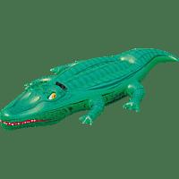BESTWAY Reittier Krokodil ca. 203x117 cm Badespielzeug