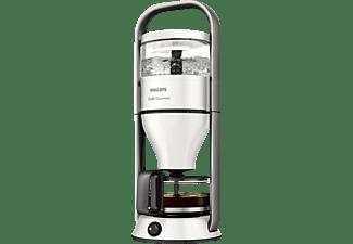 PHILIPS HD 5408/10 Cafe Gourmet Kaffeemaschine Weiß/Silber