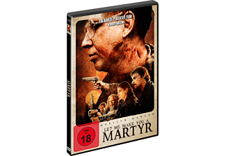 Let Me Make You a Martyr DVD