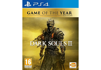 PS4 Dark Souls Iii: The Fire Fades Ed. - Goty