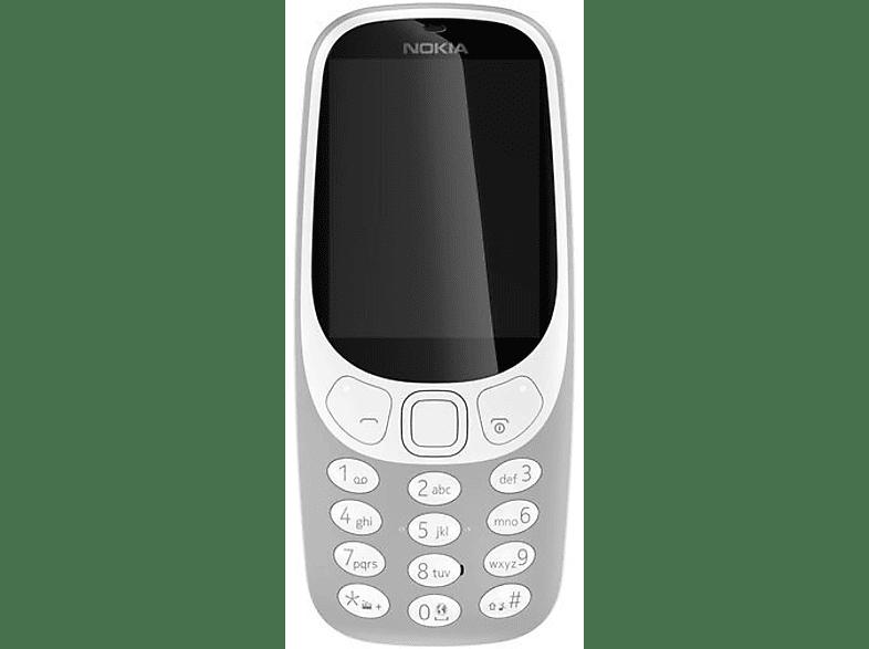 NOKIA 3310 Grau, Handy