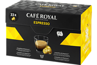 CAFE ROYAL Espresso Caps Box Kaffeekapseln (Nespresso)