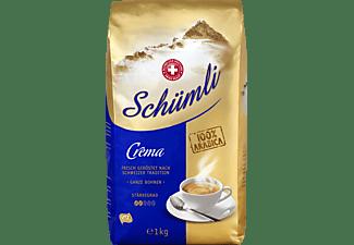 SCHÜMLI Crema Kaffeebohnen (Kaffeevollautomaten)