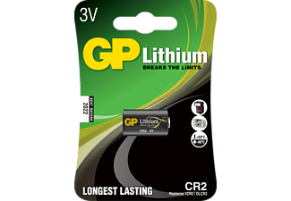 GP CR2 3V Lityum Pil