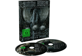Dimmu Borgir - Forces Of The Northern Night  - (DVD)