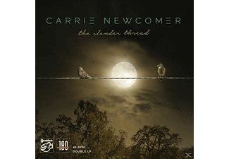 Carrie Newcomer - THE SLENDER THREAD (45 R.P.M./180G)  - (Vinyl)