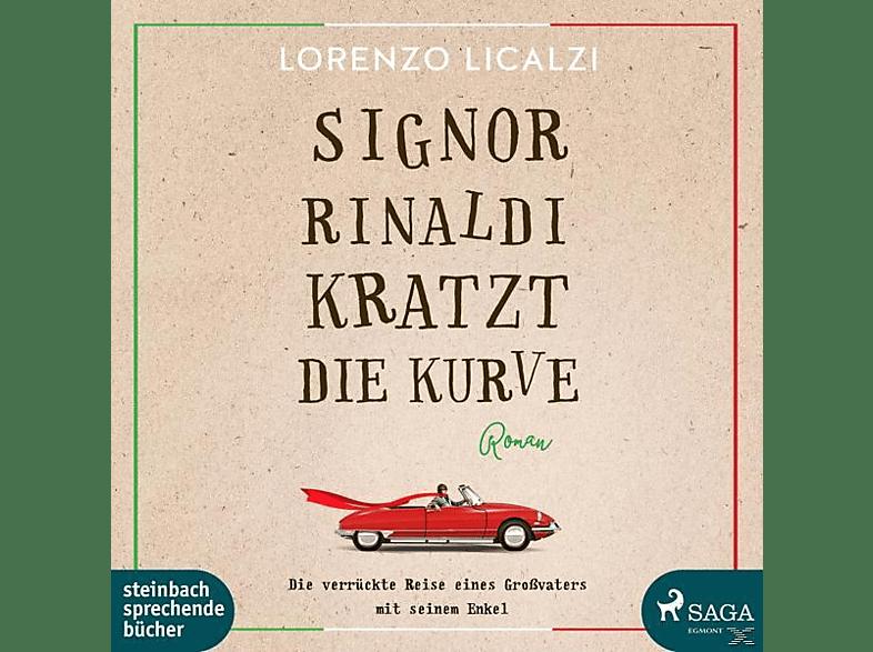 Erich Wittenberg - Signor Rinaldi Kratzt Die Kurve - (MP3-CD)