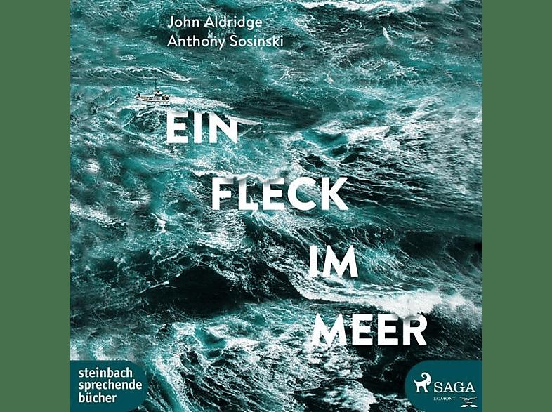 Berger,Wolfgang/Wittenberg,Erich - Ein Fleck Im Meer-Eine Abenteuerliche Rettungsak - (MP3-CD)