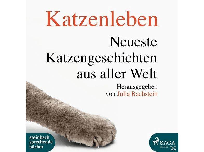 Beate Rysopp - Katzenleben-Neueste Katzengeschichten Aus Aller - (MP3-CD)