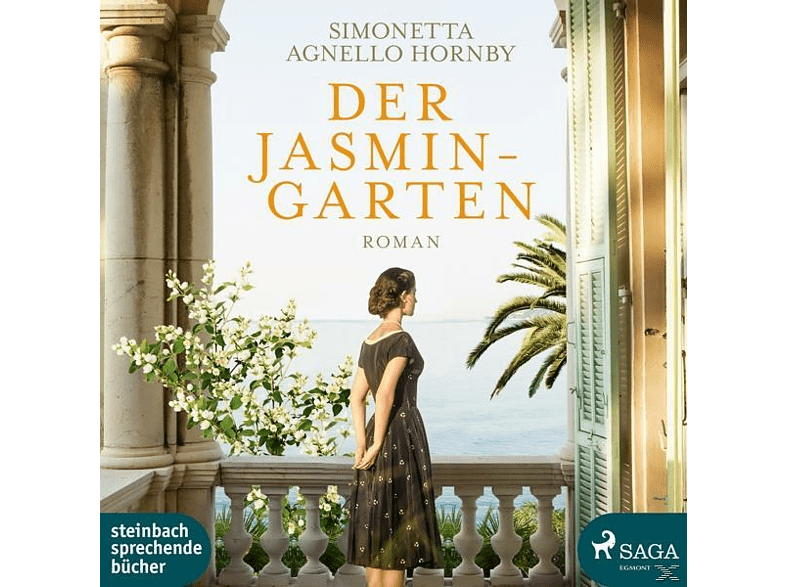 Svenja Pages - Der Jasmingarten - (MP3-CD)