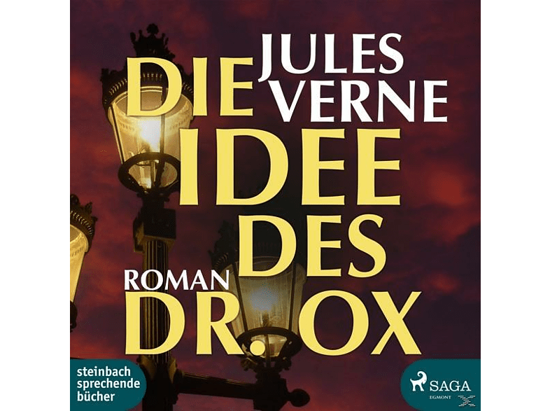 Ole Svendsen Von Malottki - Die Idee Des Dr.Ox - (MP3-CD)