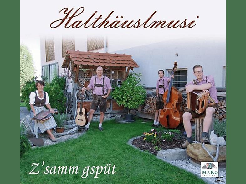 Halthäuslmusi - Z'samm gspüt [CD]