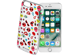 CELLULAR LINE Backcover Style Case für Apple iPhone SE(2020), iPhone 7/8, transparent