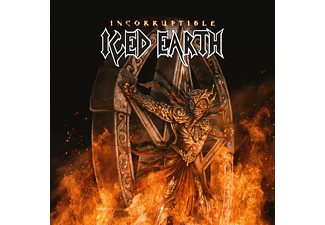 Iced Earth - Incorruptible  - (CD)