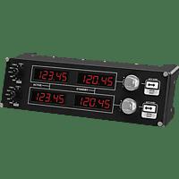 LOGITECH 945-000011 SAITEK PRO FLIGHT RADIO PANEL Radio Panel