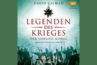 Wolfgang Berger - Der ehrlose König (Legenden des Krieges II) - (MP3-CD)