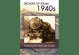 Decades of Steam 1940s DVD