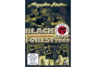 Kyusho Jitsu: Black Forest Camp 2009 - Jean-Paul Bindel DVD